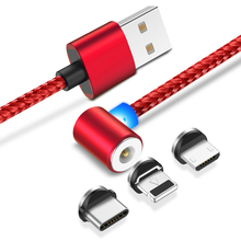 Magnetic Mobile Phone Cables for IPhone