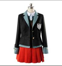 Danganronpa V3 Yumeno Himiko Cosplay Costume The New Bullet Rreaks V3 Costume Dress And Uniform Halloween Carnival kull v3 cat and the skull