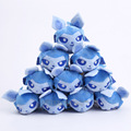 Monster Go Charmander Blastoise Bulbasaur Flareon Vaporeon Leafeon Plush Pendant Toys Soft Stuffed Animal Dolls 10pcs/lot