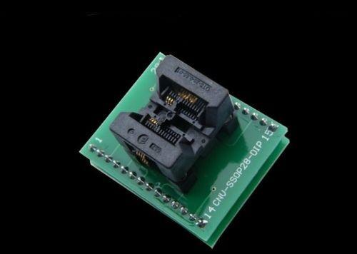 New TSSOP8 To DIP28 Programmer Universal Converter Adapter