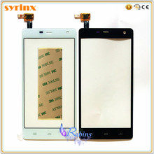 Free 3m Tape 5.0 inch Touch Screen Panel Sensor For THL 5000