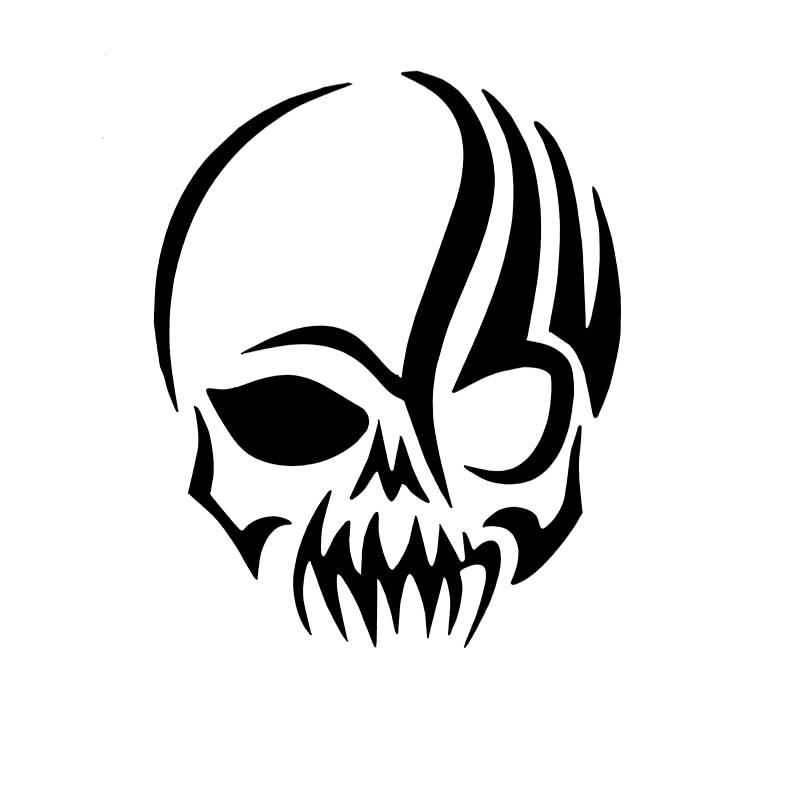 Punisher Skull Tattoo Designs