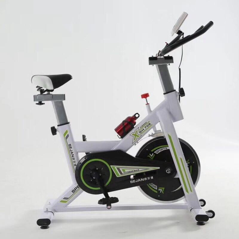 Vélo d'intérieur vélos 250kg charge exercice vélo haute qualité stationnaire vélo maison Fitness vélo perte de poids vélo de rotation - 2