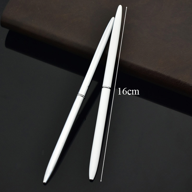 Slim Metal Ballpoint Pen