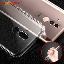 GodGift Huawei Mate 20 Lite Case Luxury Mate 20 Pro Transparent Silicone Cover For Huawei Mate 20 X RS Mate20 Pro Lite Back Case