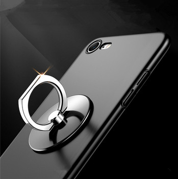 Fashion Universal Pop 360 Degree Finger Ring Mobile Phone Grip Stand Holder For iPhone X 8 Samsung xiaomi Metal cellPhone tablet