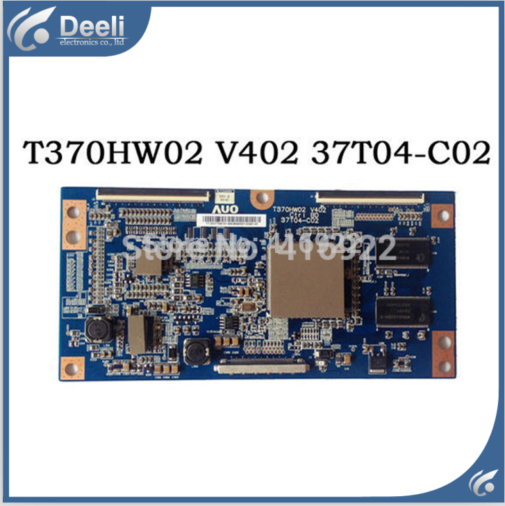 все цены на 100% New original for Control Board T370HW02 V402 37T04-C02 Logic board on sale онлайн