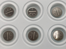 5pcs/lot New For Panasonic BR1225A BR1225 1225 3V Wide temperature button lithium batteries/High temperature battery batteries 0 06mm thick 145mm wide 33m length high temperature resist poly imide tape fit for lithium battery polarity protection