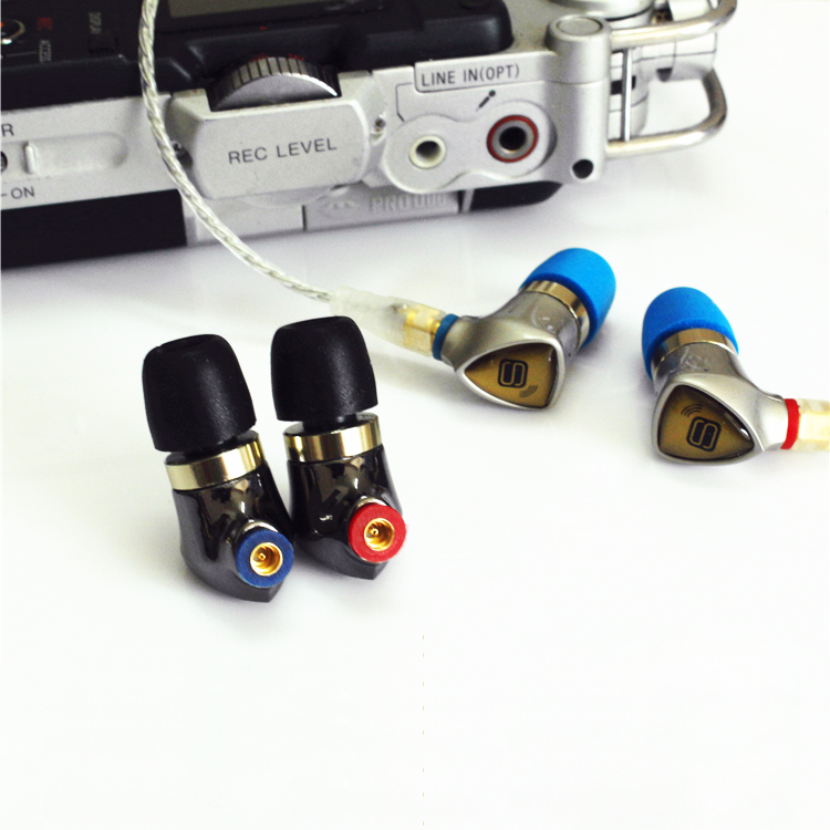2017 SENFER 4in1 In Ear Earphone Dynamic + 2BA Hybrid Drive Unit DIY DJ Earphone HIFI Headset with MMCX Interface PK SE846 K3003 2017 rose 3d 7 in ear earphone dd with ba hybrid drive unit hifi monitor dj 3d printing customized earphone with mmcx interface