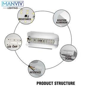 Image 3 - 50 W 100 W LED הארה AC 220 V LED SMD 2835 שבב חם לבן קר לבן גבוהה כוח LED רחוב מנורת נוף תאורת זרקור