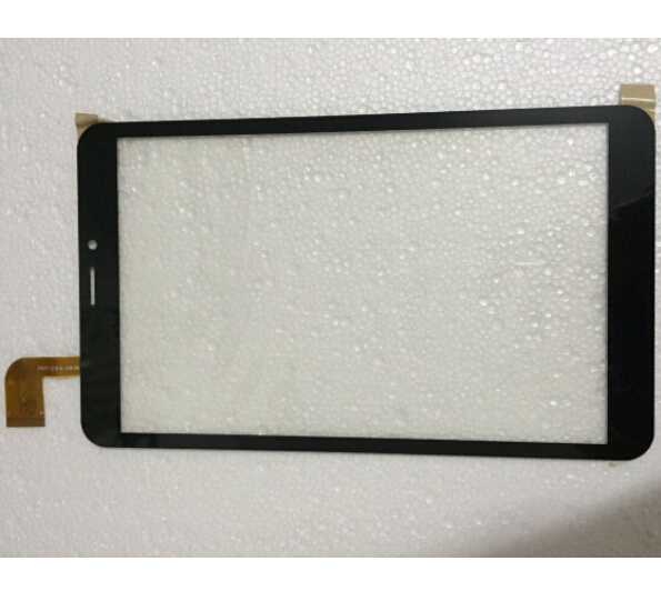 New touch screen digitizer Touch panel Glass Sensor Replacement For 8 Digma Plane E8.1 3G ps8081mg Tablet Free Shipping 100% original new mid glass 8 for alcatel one touch pixi 3 8 0 9022x 8gb lte tablet touch screen panel digitizer glass sensor
