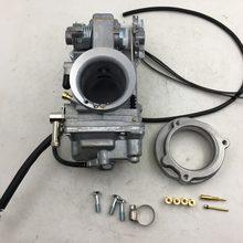 Carburador carb de sherryberg substituir para mikuni modelo hsr TM42-6 42mm para harley mikuni evo evolução twin cam