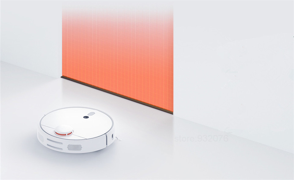 2019 XIAOMI Mi Robot Vacuum Cleaner 1S for Home Automatic Sweep Planned  Cleaning App Control LDS&Camera Navigation