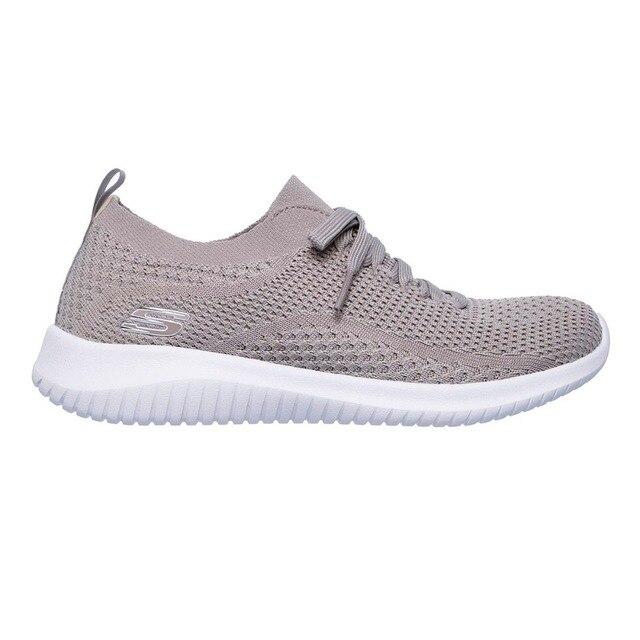450ce7afb397 Skechers ultra flex statements-Woman Shoes SUMMER Synthetic Textile beige  plantilla memory foam nuevas orginales trend 18 urban