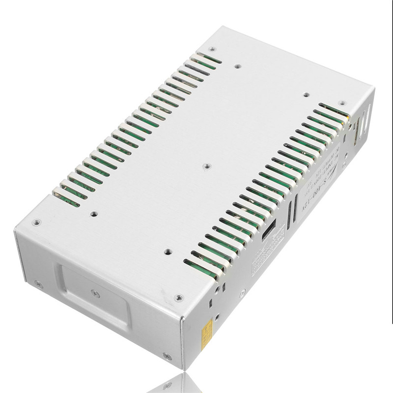 400W High Power Transformer AC DC Switching Converter Dual Output Driver For Constant Voltage Lamp Building Marketing Decoration cxa p1212b wjl pcu p091b dc to ac converter high voltage circuit board