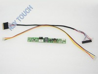 LED Backlight LED Inverter Plus 50Pin LVDS Cable For B101UAN02 1 LVDS 50 Pins I PEX