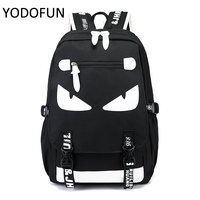 Teens Letter Backpack Casual Breathable Oxford Universal Multi purpose Backpack Student Travel Back Pack Bag Customized Logo