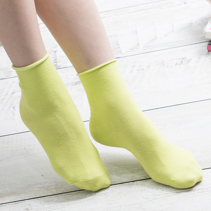 2018 frauen Socken Dame Socken 9 Farbe N52