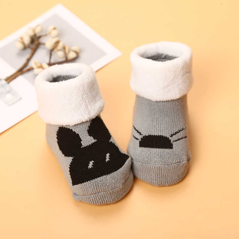 40601bff1 Detail Feedback Questions about Thick Warm Winter Baby Socks Newborn ...