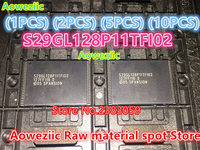 Aoweziic (1PCS) (2PCS) (5PCS) (10PCS) 100% new original S29GL128P11TFI02 TSOP56 memory chip