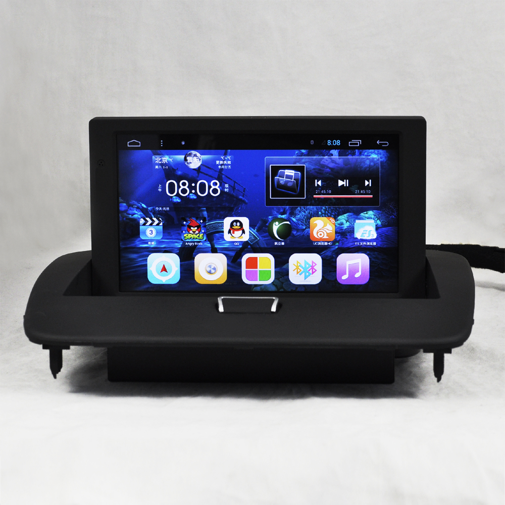 8 inch Screen Android 4.4 System Car Navigation GPS System Stereo Media Entertainment Auto <font><b>radio</b></font> DVD Player for <font><b>Volvo</b></font> <font><b>S40</b></font> C40 image