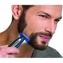 Электрический Перезаряжаемые бритвы волосы очистки бритвы Триммер и станок Hyper-Advanced Smart бритвы