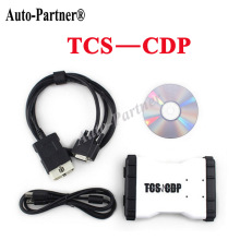 Herramientas de Diagnóstico TCS CDP pro Plus con 2014 software R2 led cable obd2 para Los Coches y Los Carros y Genérico 3 in1 sin bluetooth