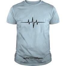 d682fb4e72b Gildan funny t shirt Music Pulse Dub Techno House Dance Trance T-Shirts  tshirt men