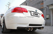 RearLip /Rear Bumper Lip Designed For  M3 E93 E92 Of  The  V1 Style