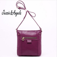 Top Quality Genuine Leather Women Messenger Bags Famous Brand Female Handbags Casual Women Purses And Bags