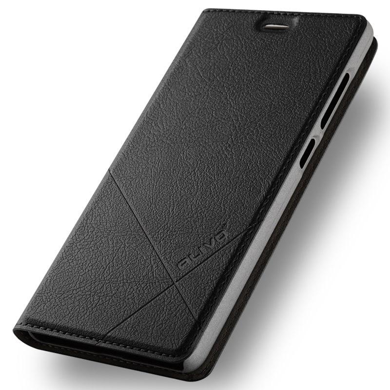 Xiaomi redmi 5a Cas PU En Cuir Business Series Flip stand de Couverture de cas Pour xiaomi redmi 5a (5.0