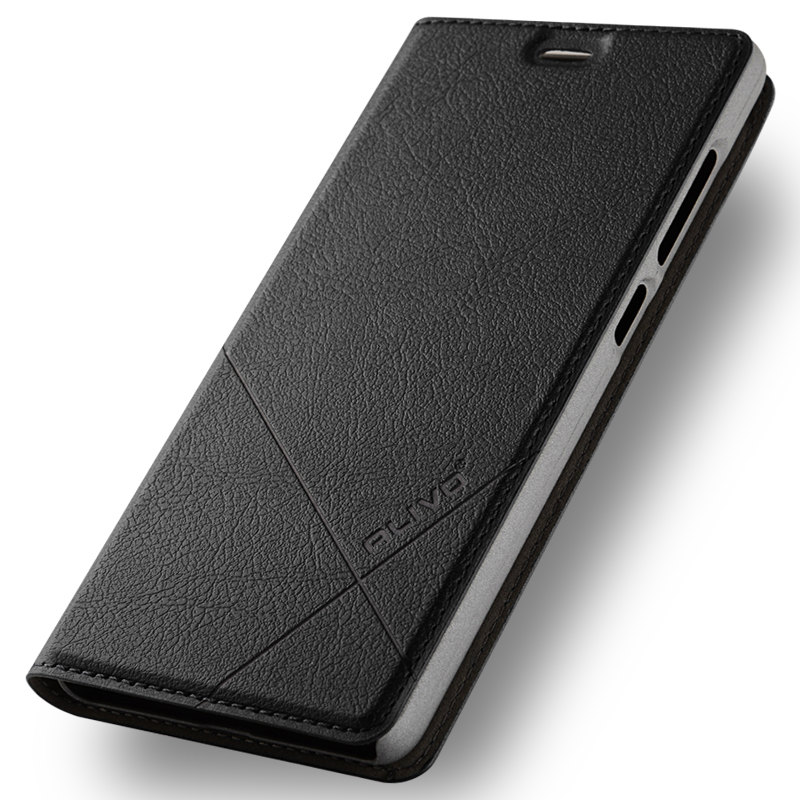 Xiaomi redmi 5a Cassa DELL'UNITÀ di ELABORAZIONE del Cuoio di Affari Copertura Serie di Vibrazione caso del basamento Per xiaomi redmi 5a (5.0 ') #0918 con Il NO.