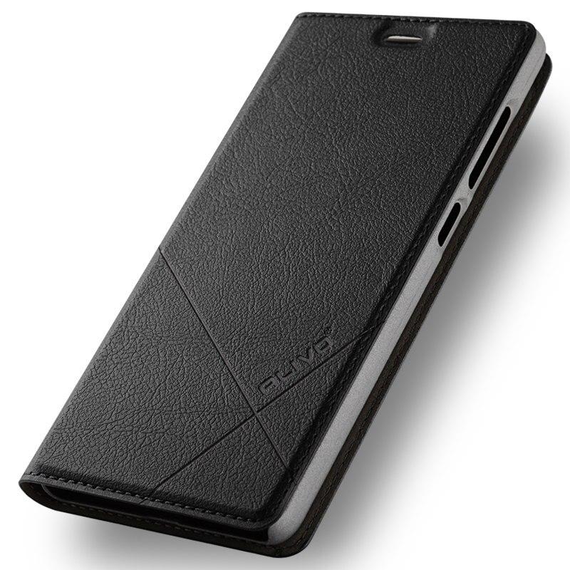 Xiaomi redmi 5a Cassa DELL'UNITÀ di ELABORAZIONE di Business In Pelle Serie di Vibrazione del basamento Della Copertura di caso Per xiaomi redmi 5a (5.0 ') #0918 con Il NO.
