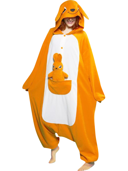 Reindeer Adult Knitted fabric Funny Unmask Pajama Costume For Halloween