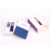 100% original de fibra de carbono real 100 vaper jomotech 3 ml 2200 mah batería 100 w vape mod starter kit electrónico cigarrillo jomo-109