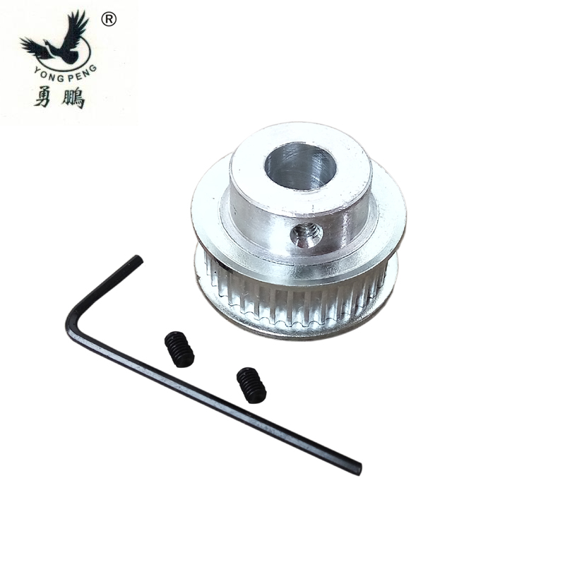 Timing Belt Pulley Price : High quality pc teeth bore mm gt timing pulley