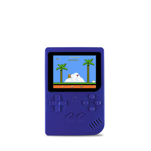 Image 3 - Video Spiel Konsole 8 Bit Retro Mini Tasche Handheld Spiel Player Eingebaute 188 Klassische Spiele für Kind Nostalgischen Player