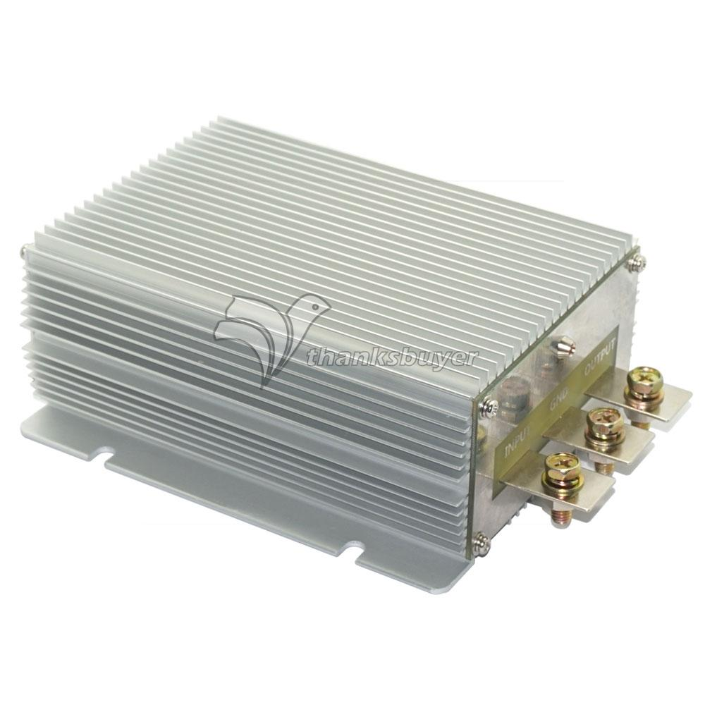 Waterproof 24V to 12V 720W Buck Power Converter 60A DC/DC Step-down Voltage Regulator Module