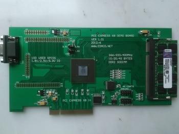 S5800 PCI-EXPRESS PCI-E X8 FPGA development board PCIE development board