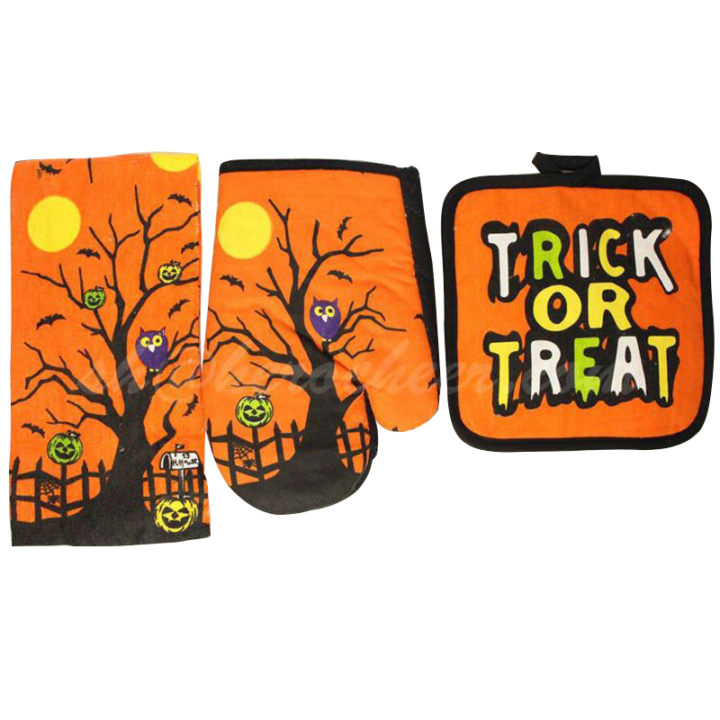 Halloween Kitchen Towels Promotion-Shop for Promotional Halloween ...