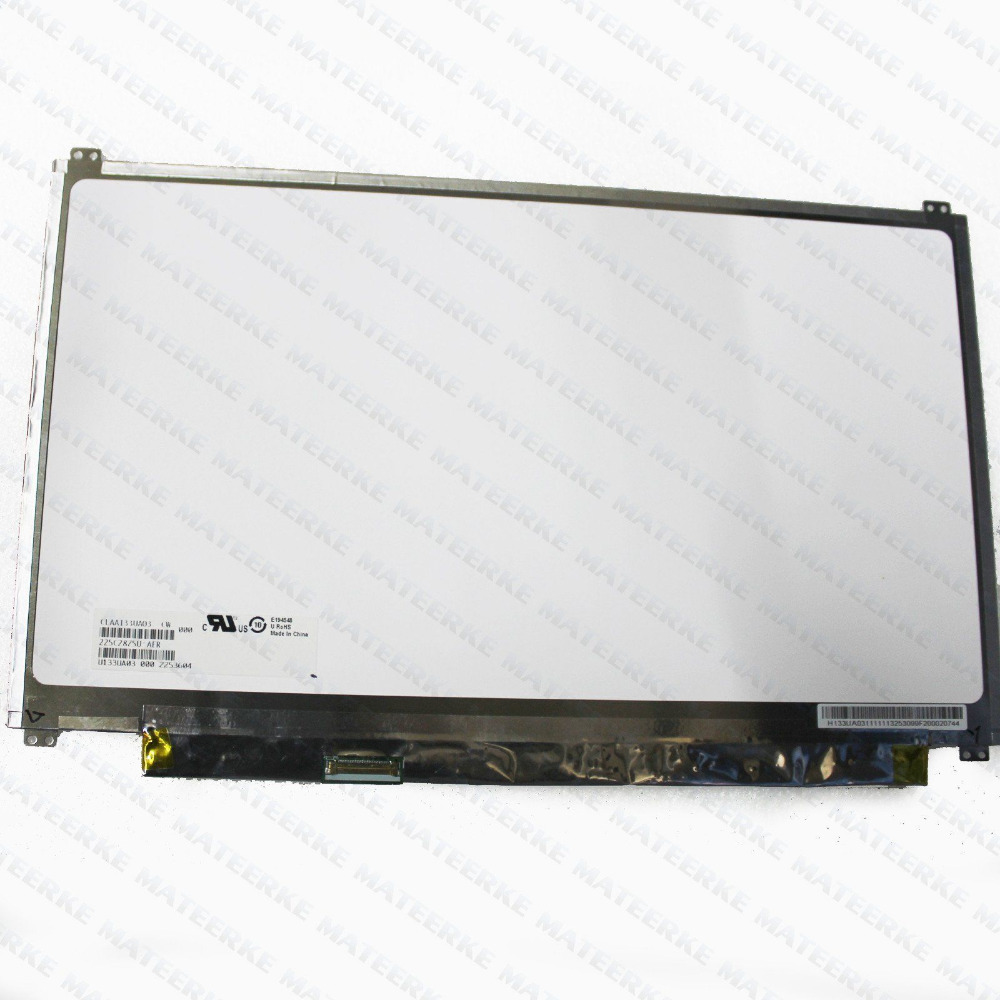 LAPTOP LCD SCREEN FOR CHUNGHWA CLAA133UA03 13.3 LED Display 1600*900