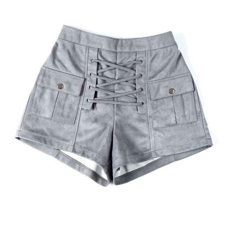 New Arrivals Fashion Women Vintage High Waist Short Pants Ladies Girls Summer Casual Shorts Hot Pants Trousers