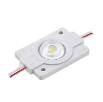 20 sztuk moduł LED 2835 1 diody led moduł LED do wtrysku z obiektywem 160 stopni DC12V 0 6 W super jasność moduł LED wodoodporny moduł tanie i dobre opinie Moduły led Necen 12 v 30mm High Brightness 4 3mm 18mm 2835-1 leds
