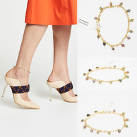 2018 Limited Special Offer Leg Bracelet Anklets For Women Anklet Foot Jewelry Beach Wedding Bridesmaid Gift Handcrafted Dainty