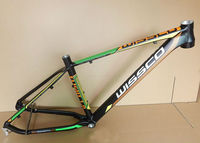 last 2019 new bike model Aluminum mountain bike frame models 26er 17inch lightweight cross country bike racks bicycle parts
