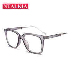 Gases de Quadros para Mulheres Homens Moda Retro das mulheres Óculos de  Leitura Vidros Ópticos Óculos Óculos Oculos de Grau . 1ca1ec822e