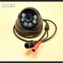 New 2MP IP Camera 1080Pv25fps Mini IR Dome CCTV Security Camera Indoor Free Shipping