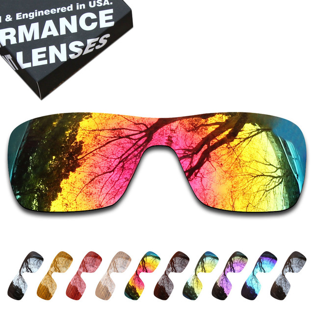 dd2badff26 ToughAsNails Polarized Replacement Lenses for Oakley Turbine Rotor  Sunglasses - Multiple Options