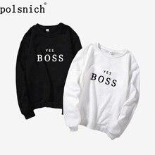 Kpop Hoodie Womens Mens Letter Print Ohyes Moletom Drop Shipping sweatshirt