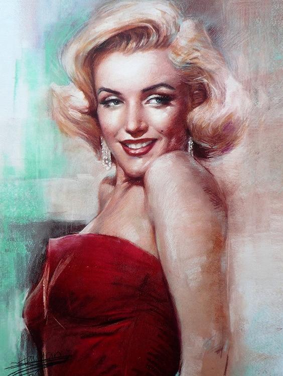 Aliexpress.com : Buy Marilyn Monroe famous nude home